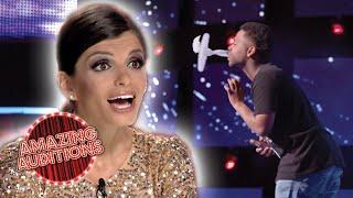 OMG! UNBELIEVABLE Vape Tricks Go away Judges SPEECHLESS | Incredible Auditions