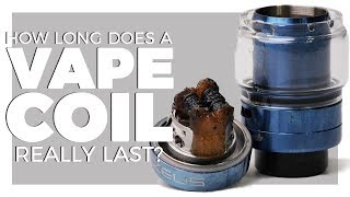 How Long Does a Vape Coil Final? How to Keep away from Burnt Coils.