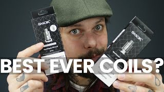 A Nic Salts Dream // Smok Nord Coils, The Best Ever?
