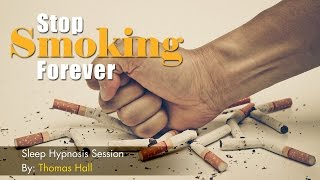 End Cigarette smoking Eternally – Slumber Hypnosis Session – By Minds in Unison