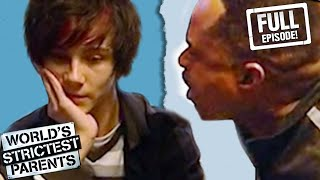 Atlanta Household Caught Children Smoking cigarettes | Entire Episode | Planet&#39s Strictest Dad and mom