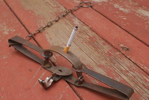 Smoking Lure