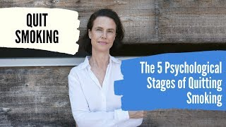 Stop Smoking TIMELINE: The five Psychological Stages of Quitting Using tobacco