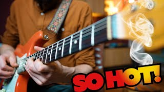 Best five Using tobacco Sizzling *bluesy* LICKS! (effortless to tough)