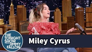 Miley Cyrus Reveals Her Causes for Quitting Weed