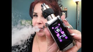 Enter a Passcode? SMOK MORPH 219 Kit with TF Tank &amp New IQ-S Chipset