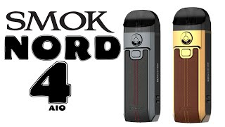 SMOK NORD 4 – Now with Far more Electricity!