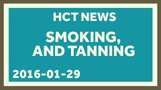 Basic Issues to Aid Stop Smoking and Avoid Melanoma
